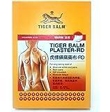 Tiger Balm Lot de 9 emplâtres baume du tigre 10 x 14cm