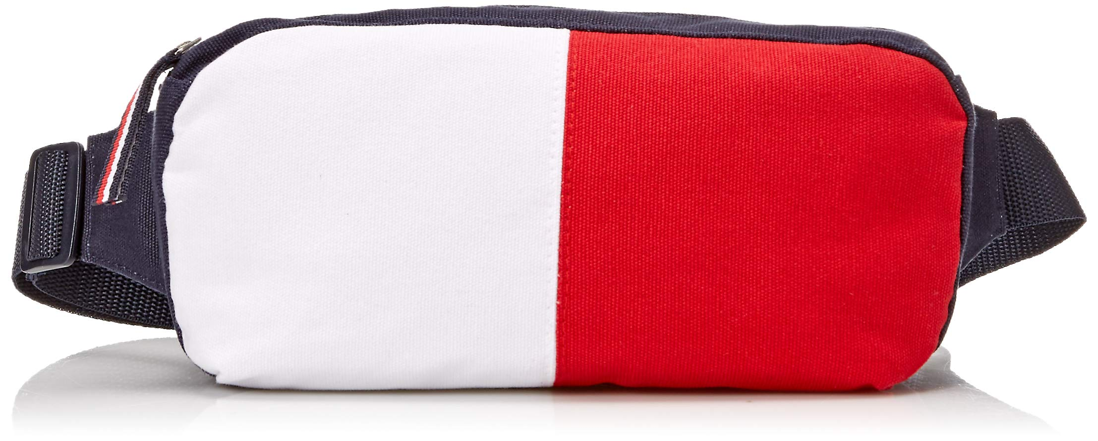 Tommy Hilfiger Luke Fanny Pack, Racing Red- Patent