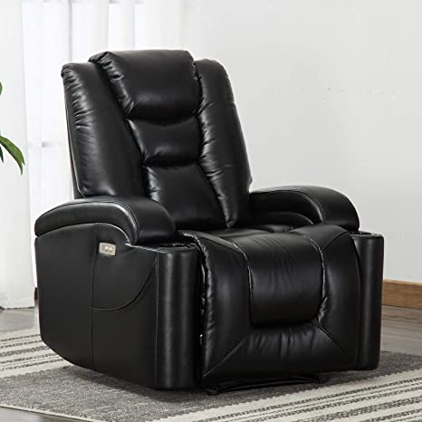 Swell Amazon Com Canmov Electric Power Recliner Chair Breathable Pdpeps Interior Chair Design Pdpepsorg