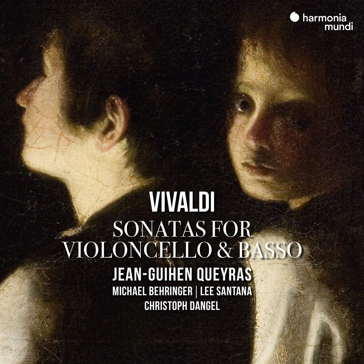 CD : Jean-Guihen Queyras - Vivaldi: Sonatas For Cello & Basso Continuo (CD)