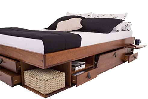 Funktionsbett 140x200 mit lattenrost und matratze  Funktionsbett
