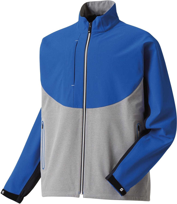 フットジョイ アウター ジャケット&ブルゾン FootJoy Men's DryJoys Tour LTS Rain Golf RoyalGreyB [並行輸入品] B076Q4VLYV L