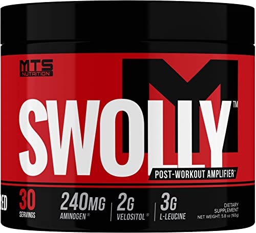 MTS Swolly 30 Servings – Unflavored