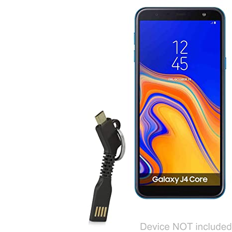 Amazon.com: BoxWave - Cable micro USB para llavero Samsung ...
