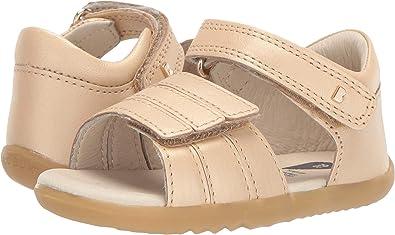 scarpe sportive cb113 087f7 Bobux , Sandali Bambina, (Oro), 19 EU: Amazon.it: Scarpe e borse