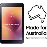 Samsung Galaxy Tab A 8.0 WiFi (Australian Version) with 2 Year Manufacturer Warranty, Black, SM-T380NZKAXSA