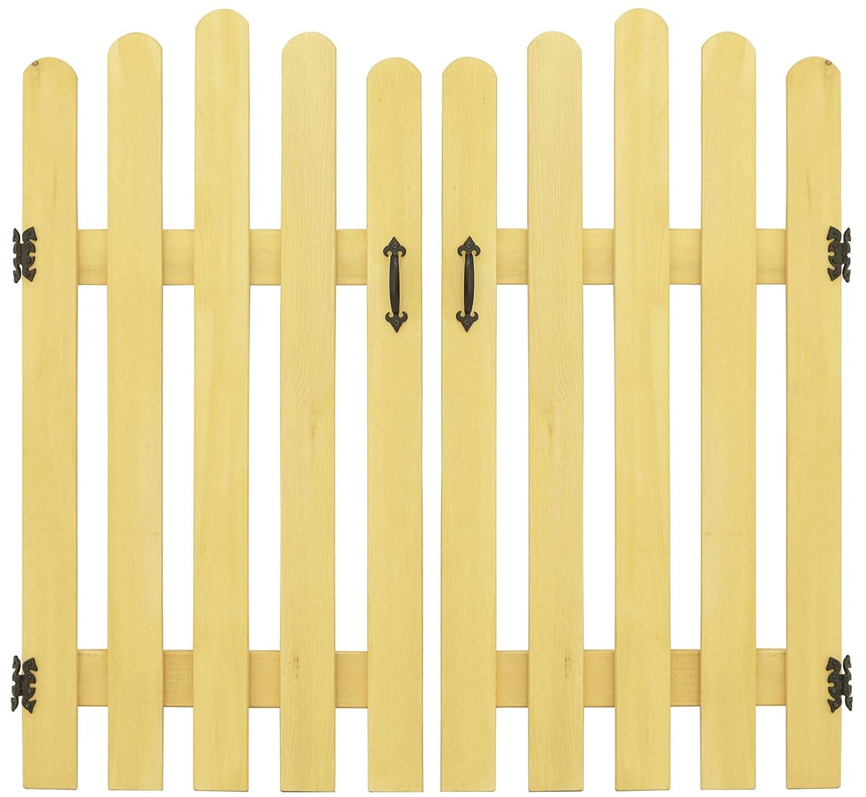 天然木製 イエローシダー 両開きドアセット MWG-DOOR2SIDE-PK B07CBJSVS7 15900