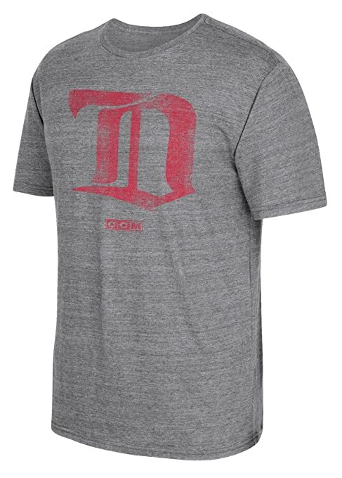 """5adde43331d Image Unavailable. Image not available for. Color: Detroit Red Wings CCM  """"Retro ..."""