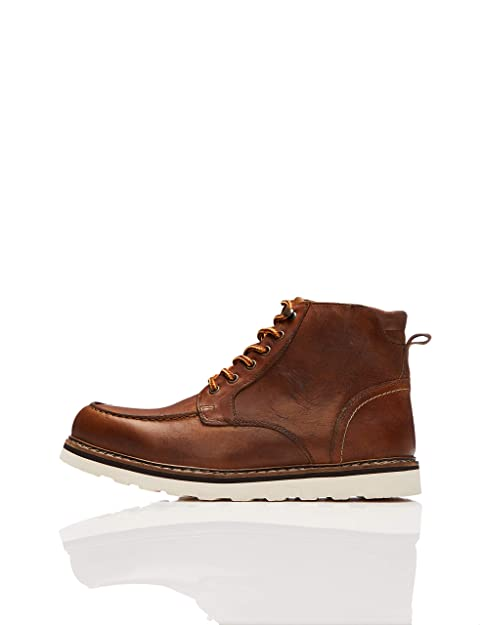 95776078e73 find. Leather Apron Chukka Boots  Amazon.co.uk  Shoes   Bags