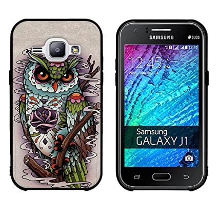 Amazon.com: Funda para Galaxy J1, Samsung J100, J1 2015 ...