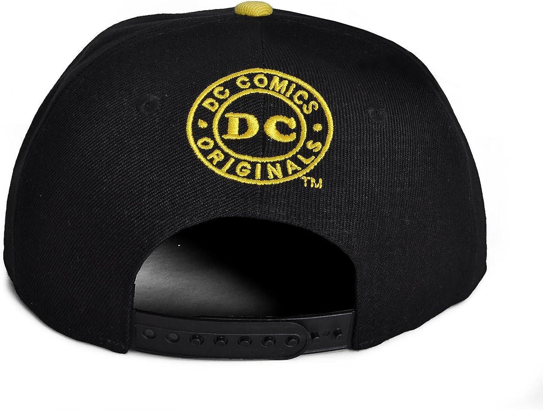 DC Comics Batman Gorra de béisbol con Logotipo clásico de Batman ...