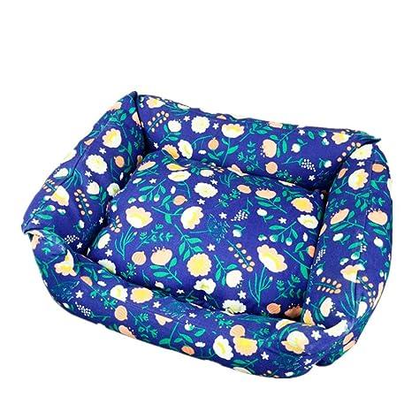 Oxford tela Anti-Bite mascota nido jaula desmontable lavable oso de peluche perro cama engrosamiento