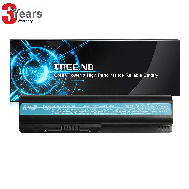 NB Reemplazo de la Batería del Portátil para HP 484172-001 485041-001 498482-001 484170-001 HSTNN-LB72 HSTNN-UB72 HSTNN-CB72 484171-001 485041-001 ...