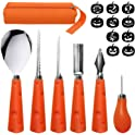 6-Pc U-Goforst Pumpkin Carving Kit