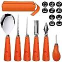 6-Pc U-Goforst Pumpkin Carving Kit
