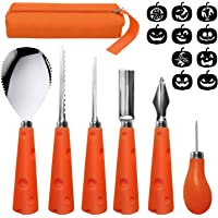 6-Piece U-Goforst Pumpkin Carving Kit