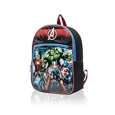 Marvel Avengers Kids Backpack - 16 Inch School Bag for Boys | Kids' Backpacks