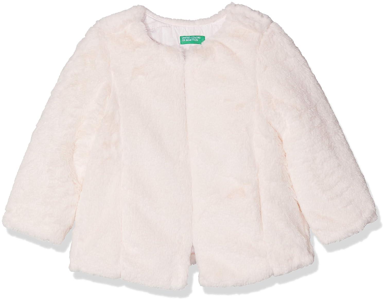 United Colors of Benetton Jacket, Chaqueta para Niñas: Amazon.es: Ropa y accesorios