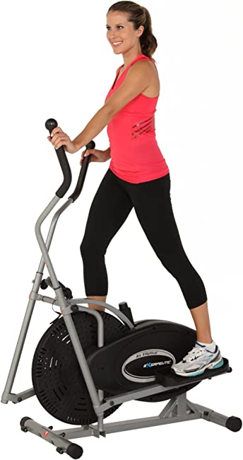 side facing iron exerpeutic aero air elliptical