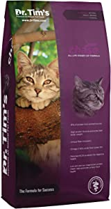 Dr. Tim's Chase All Life Stages Premium Dry Cat Food 5