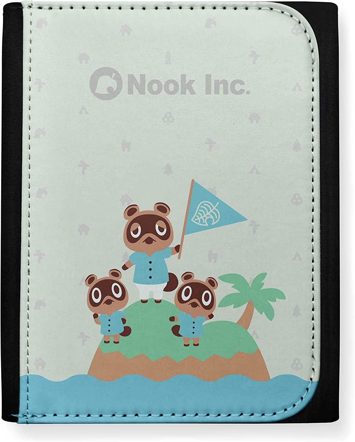Porte Feuille Animal Crossing Nook Family