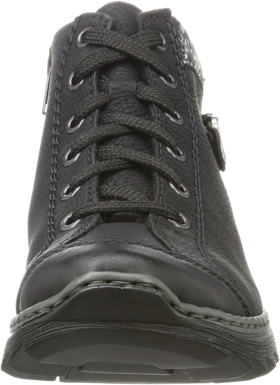 Rieker Damen M6238 Hohe Sneaker: : Schuhe & Handtaschen 2QfPS