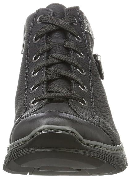es Zapatos Para Altas M6238 Y Amazon Zapatillas Rieker Mujer YHv6x