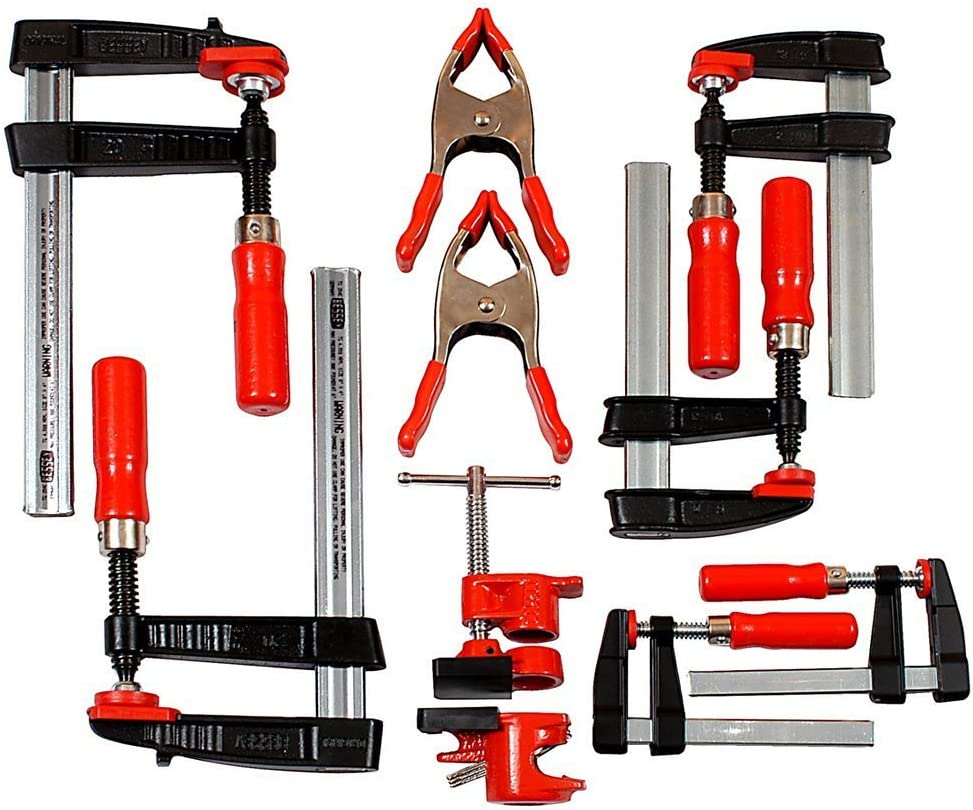 Bessey BGPKIT General Purpose Clamp Kit