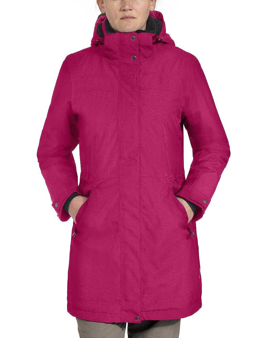 Purplecerise 12 maier sports Mtex Lisa Women's Coat