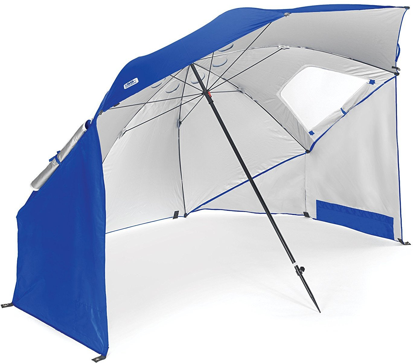 The Sport-Brella Vented SPF 50+ Sun and Rain Canopy Umbrella travel product recommended by Healy Jones on Lifney.