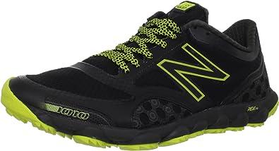 New Balance MT1010 Minimus - Zapatillas para correr para hombre, Gris (Gris/amarillo), 39.5 EU: Amazon.es: Zapatos y complementos