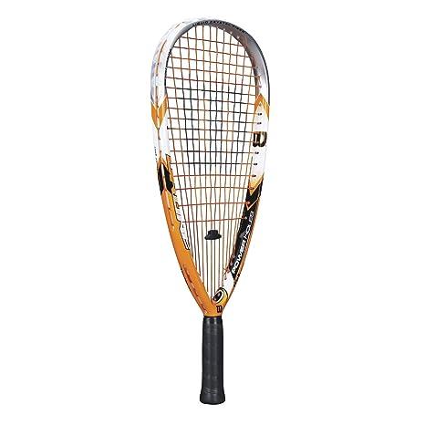 Amazon.com: Wilson raqueta deportes Drone Lite racquetball ...