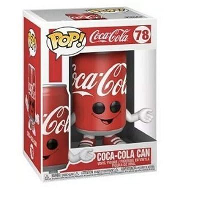 Ad Icons 78 Funko Pop Vinyl Coca-Cola Can Figure