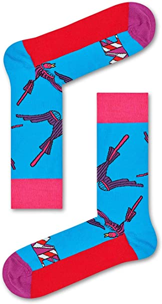Happy Socks Happy Birthday Gift Box Calcetines para Hombre: Pretty ...