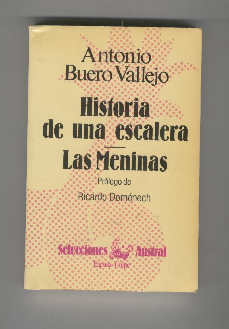 HISTORIA DE UNA ESCALERA-LAS MENINAS Selecciones Austral. Buen estado: Amazon.es: Buero Vallejo, Antonio-: Libros