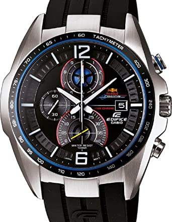 CASIO EDIFICE Red Bull Racing Chronograph Mens Watch EFR528RBP-1A