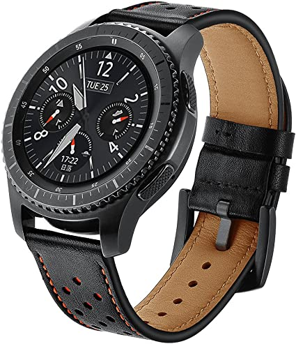 Sundaree Compatible con Correa Galaxy Watch 46MM/Gear s3 Frontier ...
