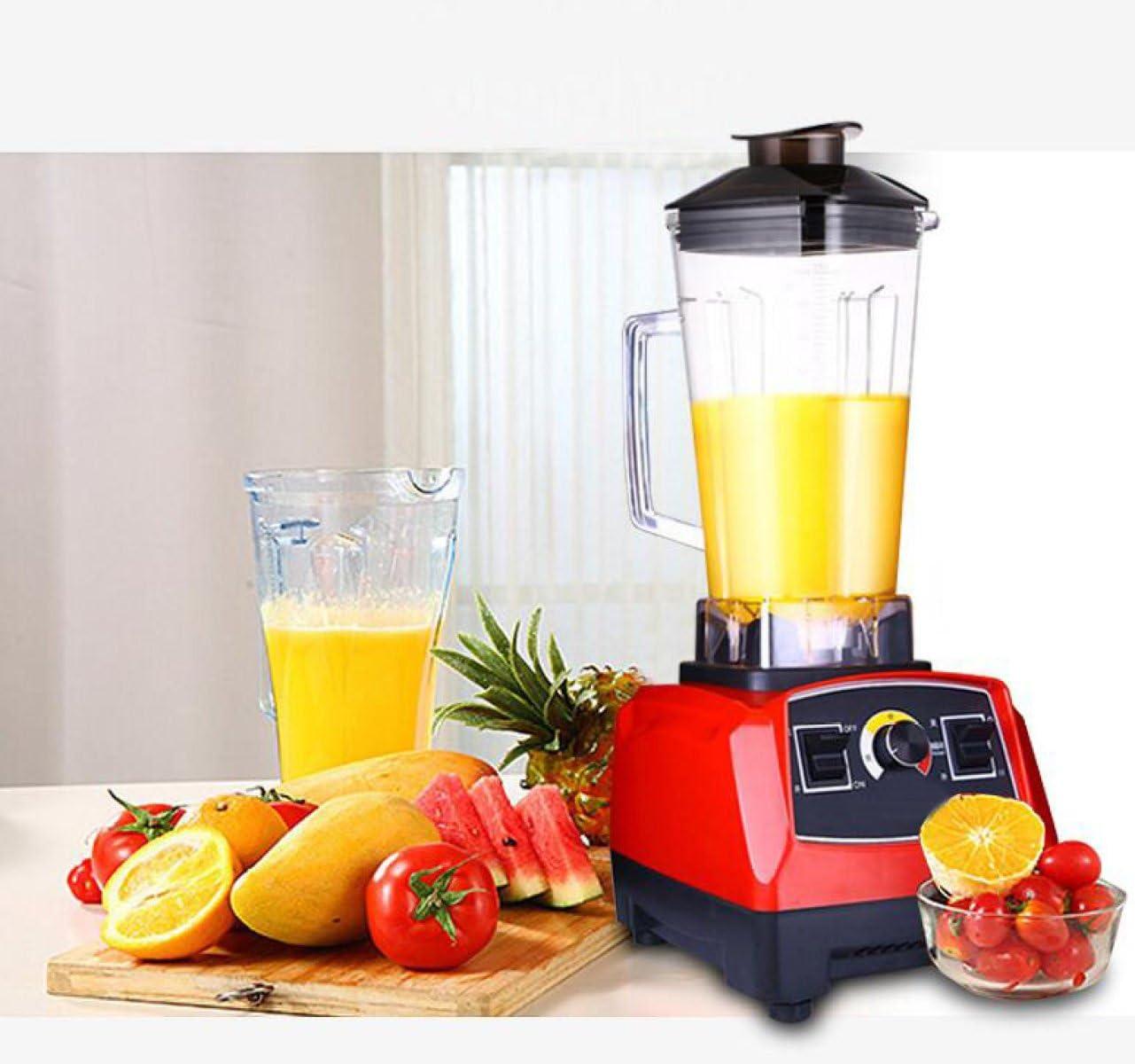 Mezclador de hielo soymilk que calienta el procesador de comida ...