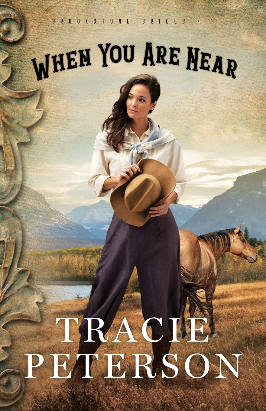 Image result for when you are near tracie peterson