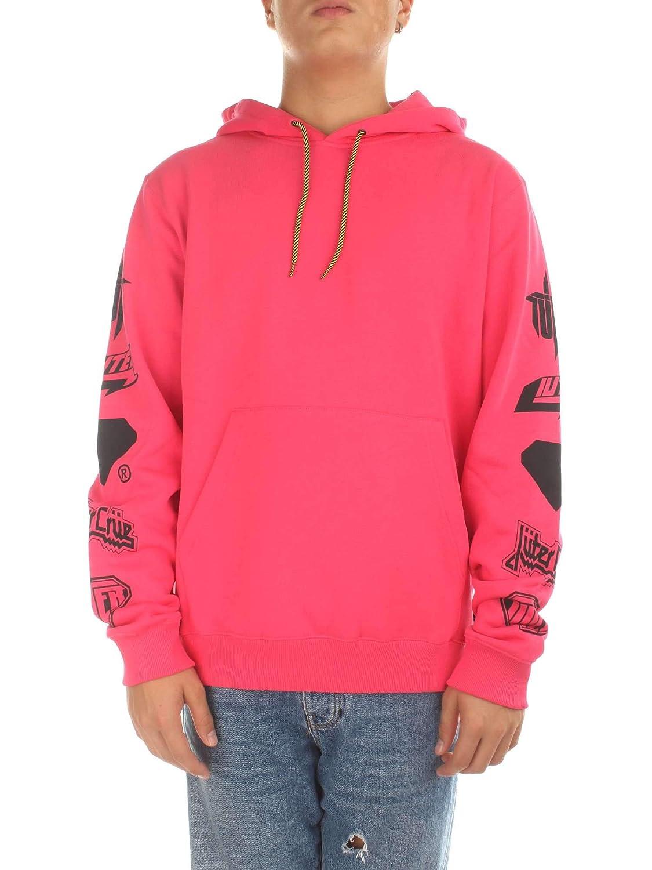 ultimo prezzo incredibile piuttosto fico Iuter 18WISH10 Felpe Uomo Rosa 2XL: Amazon.it: Abbigliamento