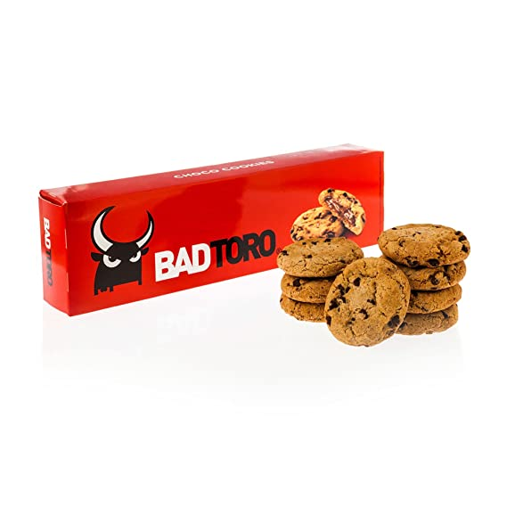 Galletas de chocolate Badtoro 175g