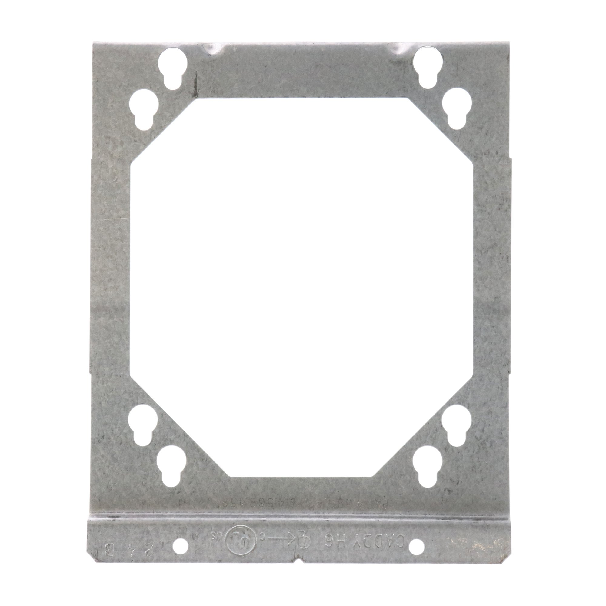 Caddy Erico H6 4-Inch Outlet Box Support for 6-Inch Metal Studs (50 Pack) by Erico Caddy Cadwal (Image #3)