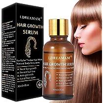 Tratamiento para el Cabello,Crecimiento del Cabello,Tratamiento Cabello,Aceite para Crecimiento del Cabello,Hair Serum,Estimula el Crecimiento Cabello ...