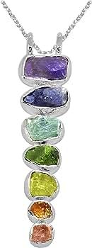 Jewelry Making Gemstone 925 Sterling Silver Oval Shape Pendant 12.3 Gm Natural Solar Quartz Gemstone Silver Pendant SJ852