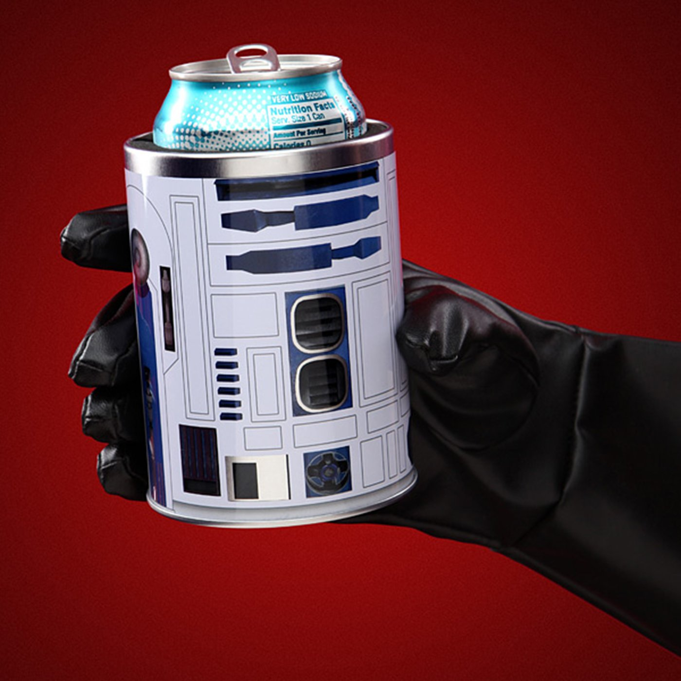 Star Wars R2-D2 Metal Can Cooler