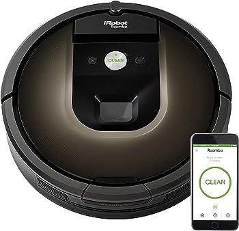 iRobot 980 Pet Hair Roomba for Hardwood Floors