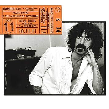Carnegie Hall: Frank Zappa: Amazon.fr: Musique