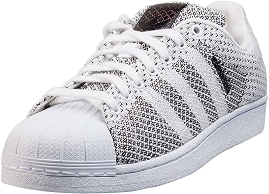 adidas superstar weave blanc