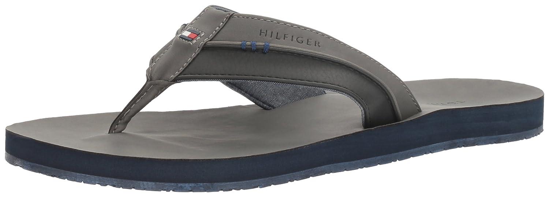 e74fd838314aa Tommy Hilfiger Men s Davidson Flat Sandal  Amazon.co.uk  Shoes   Bags