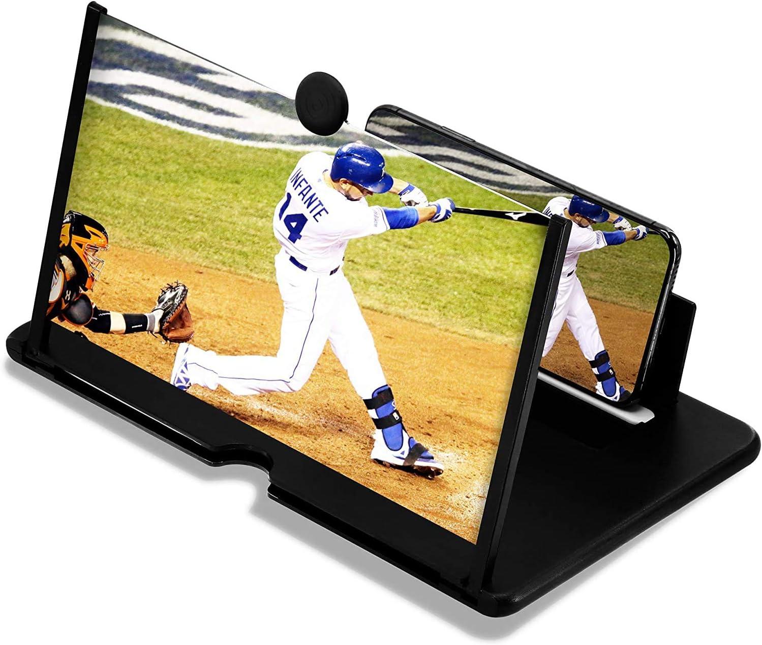 Lupa de pantalla de 12  para teléfono celular (HNBV)